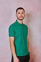 Мужская футболка-поло JHK POLO REGULAR MAN цвет зеленый (KG), фото 3