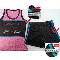 Пижама для девочки ( майка и шорты )MISS VICTORIA
