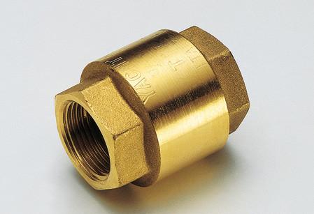 Обратный клапан 1 1/4'' Tiemme, металлический затвор, Италия
