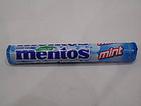 Конфеты жевательные Mentos mint мята 38 г
