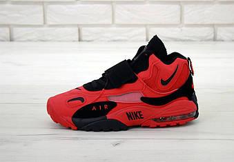 "Кроссовки Nike Air Max Speed Turf ""Red/Black"" (люкс копия)"