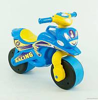 Мотобайк Спорт с музыкой 01391 1 голубо-Желтый Фламинго - 219336