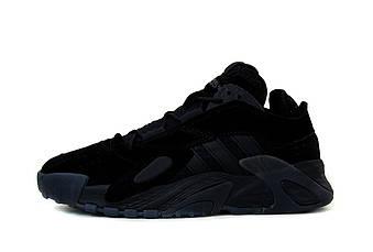 "Мужские кроссовки  Adidas StreetBall ""Black"" (копия)"