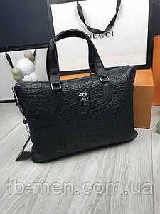 Сумка для документов Philipp Plein   Сумка для ноутбука Philipp Plein   Черная сумка Филипп Плейн кожаная