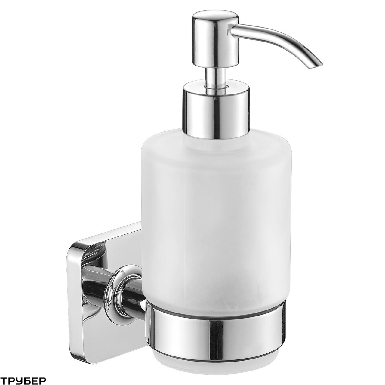 Дозатор жидкого мыла DEVIT 6730110 LAGUNA Soap dispenser + holder