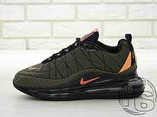 "Мужские кроссовки Nike Air Max 720-818 ""Flight Jacket"" Cargo Khaki Orange CI3871 300, фото 2"