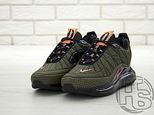 "Мужские кроссовки Nike Air Max 720-818 ""Flight Jacket"" Cargo Khaki Orange CI3871 300, фото 3"