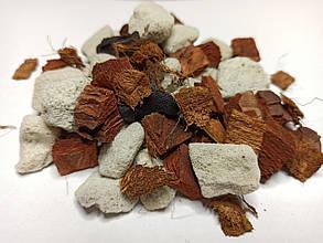 """Субстрат """"Элит+"""" 2,5л для орхидей. Кора,пеностекло,мох сфагнум,березовый уголь,кокосовые чипсы"""
