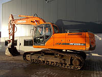 Doosan DX255LC Экскаватор на гусеничном ходу