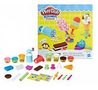 Play-Doh Игровой набор Создай любимое мороженое Kitchen Creations Frozen Treats