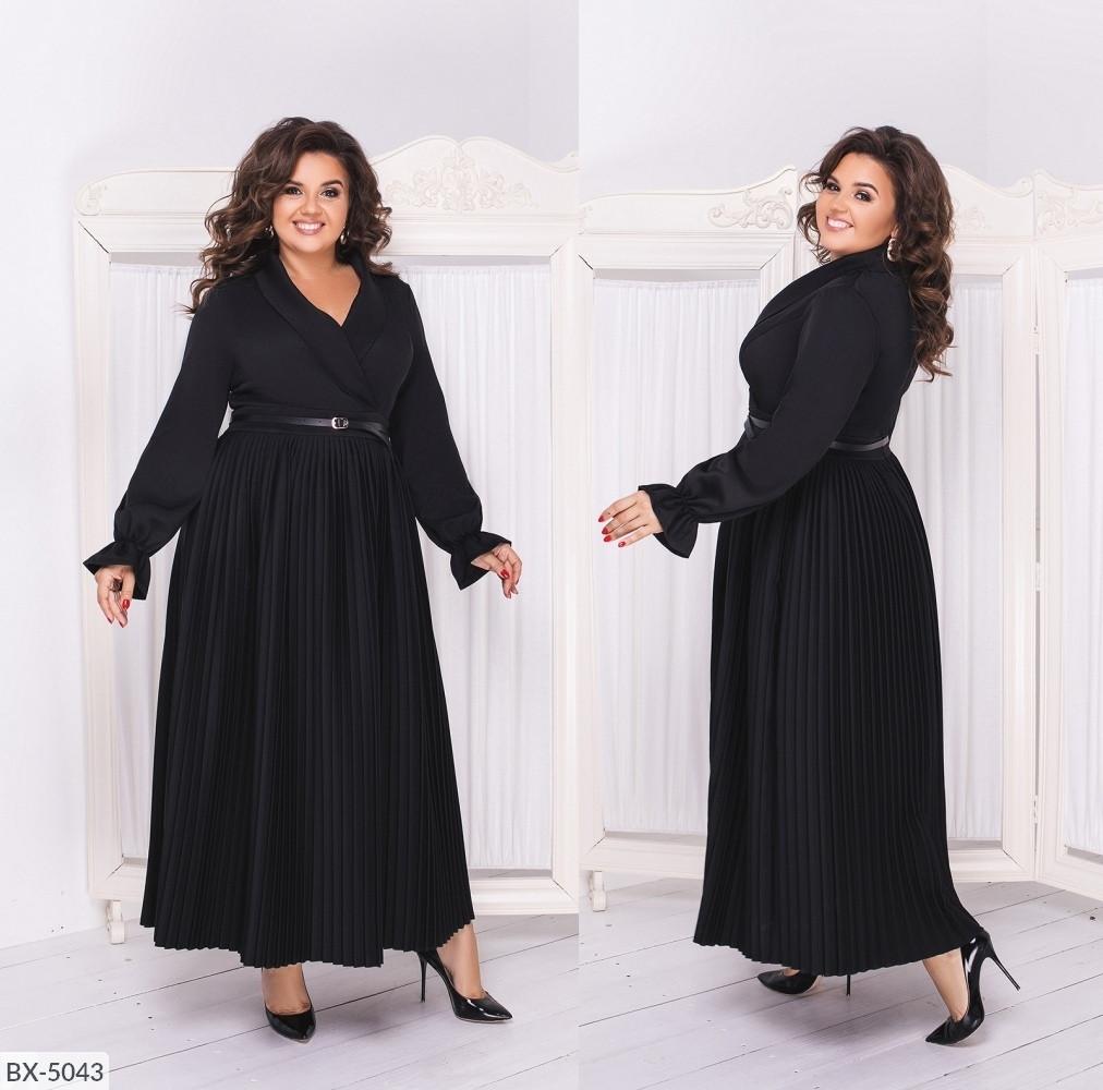 Женское платье   (размеры 48-58) 0228-17