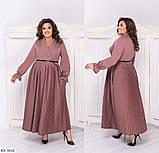 Женское платье   (размеры 48-58) 0228-17, фото 2