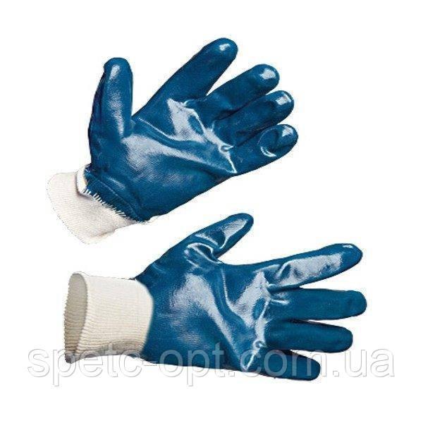 Рукавички МБС, робочі нітрилові рукавички, рукавички з нітриловим покриттям.