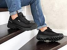 Мужские термо кроссовки Salomon Soft Shell,черные, фото 2