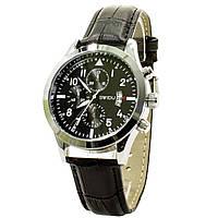 Мужские часы Swidu SWI-081 Black (3091-8717)