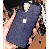 "Кожаная накладка Classic series для Apple iPhone 11 Pro (5.8""), фото 5"