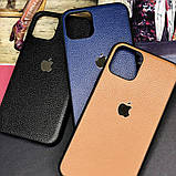 "Кожаная накладка Classic series для Apple iPhone 11 Pro (5.8""), фото 6"