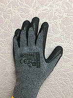 Перчатки защитные RECODRAG, трикотажные перчатки, перчатки рабочие дышащие., фото 1
