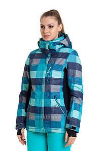 Женская горнолыжная куртка AZIMUTH голубой 42 р