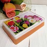 """Глицериновое мыло """"Букет тюльпанов"""", фото 2"""