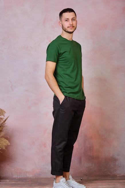 Мужская футболка JHK REGULAR T-SHIRT цвет зеленый (KG)