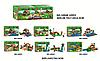 Конструктор Bela Майнкрафт 10950 My World Minecraft Рыбалка на пруду 123 детали, фото 4