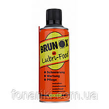 Смазка универсальная спрей Brunox Lubri Food 400ml