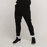 Штаны карго мужские черные бренд ТУР модель Джейсон (Jason)