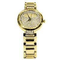 Женские часы BAOSAILI KJ805 Gold (3081-9082)