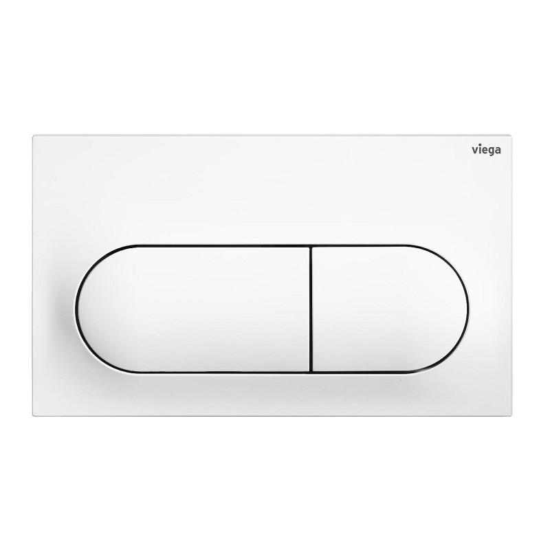 Prevista панель смыва для унитазов Visign for Life 6 (белый)