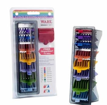 Набір кольорових насадок Wahl, 8 шт 4503-7171 (03170-417)