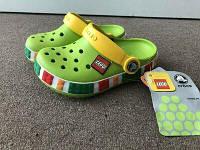Кроксы детские Crocs Crocband LEGO 24-25 разм. С 8/9, фото 1