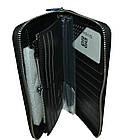 Мужское портмоне из натуральной кожи Givenchy ( 21x12x3 см ), фото 3