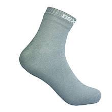 Носки водонепроницаемые Dexshell Waterproof Ultra Thin Socks XL  серые