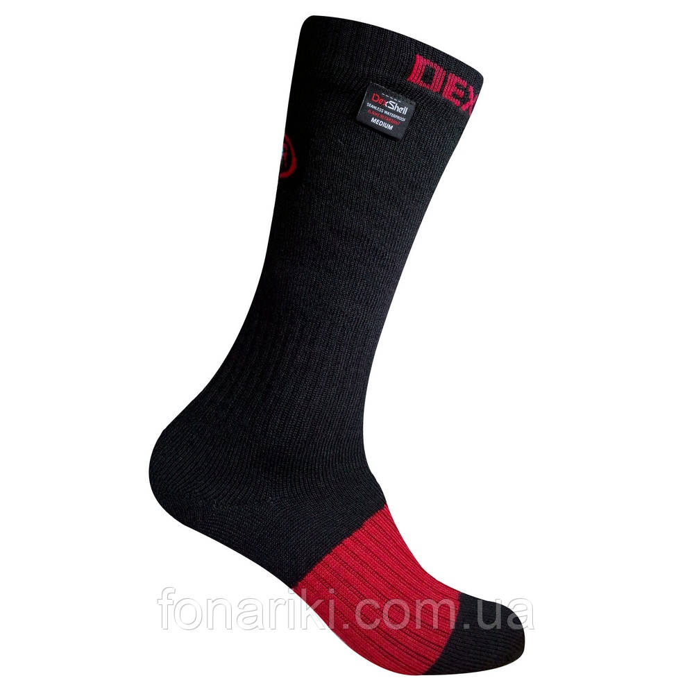 Носки водонепроницаемые DexshellFlame Retardant Socks XL  огнеупорные
