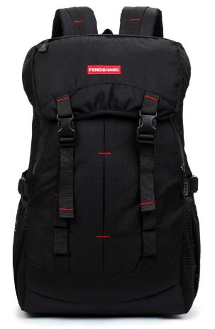Рюкзак туристический Fengshang Черный