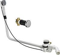 Сифон Multiplex Trio F M5 подача воды через нижний узел слива, 1070мм (675479)