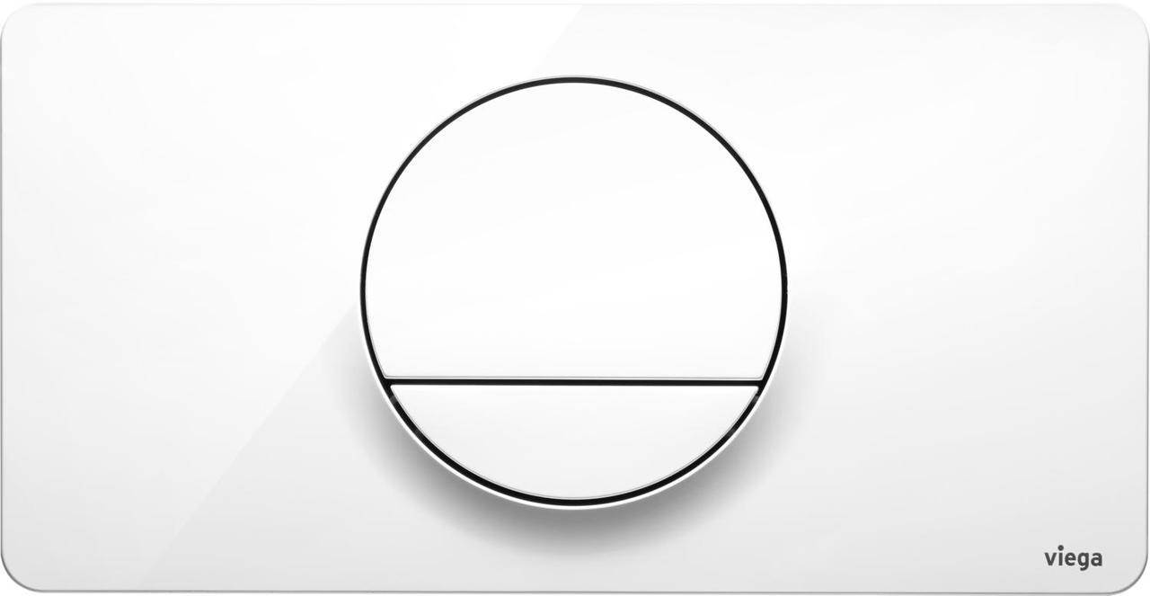 Кнопка смыва Visign for Style 13, белая (654498)