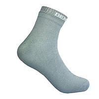 Носки водонепроницаемые Dexshell Waterproof Ultra Thin Socks L серые