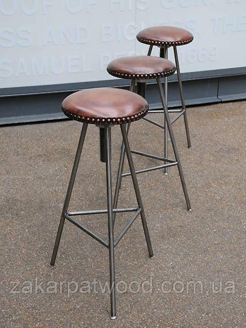 Барный стул лофт 70см (L_266)