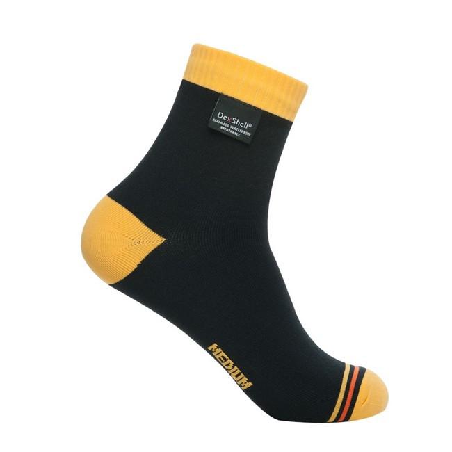 Водонепроникні шкарпетки Dexshell Ultralite Biking Vivid Yellow S