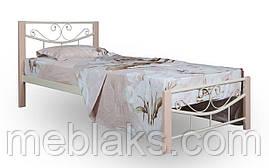 Кровать Милениум Вуд 90х200 см. (коллекция Айрон Лайн) Микс Мебель