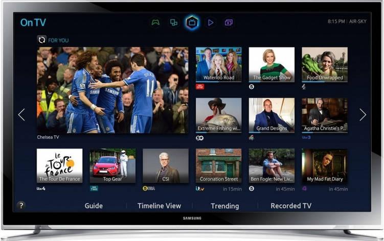 Телевизор Samsung UE32H4500 (100Гц, HD, Smart, Wi-Fi) , фото 2