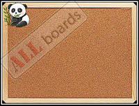 """Пробковая доска 40х30см в деревянной раме TM """"ALL boards"""""""