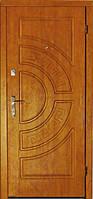 Двери входные Новострой - Б18 (ПВХ-90), фото 1