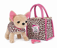 Собачка Чихуахуа Chi Chi Love Леопардовый стиль Simba 5892281