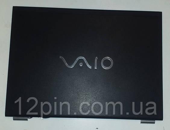 Крышка матрицы Sony Vaio VGN-SZ6RMN б/у оригинал, фото 2