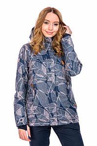 Женская горнолыжная куртка AZIMUTH фиолетовый