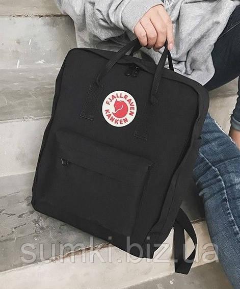 Рюкзак, сумка, портфель kanken fjallraven , ручная кладь 40*30*20