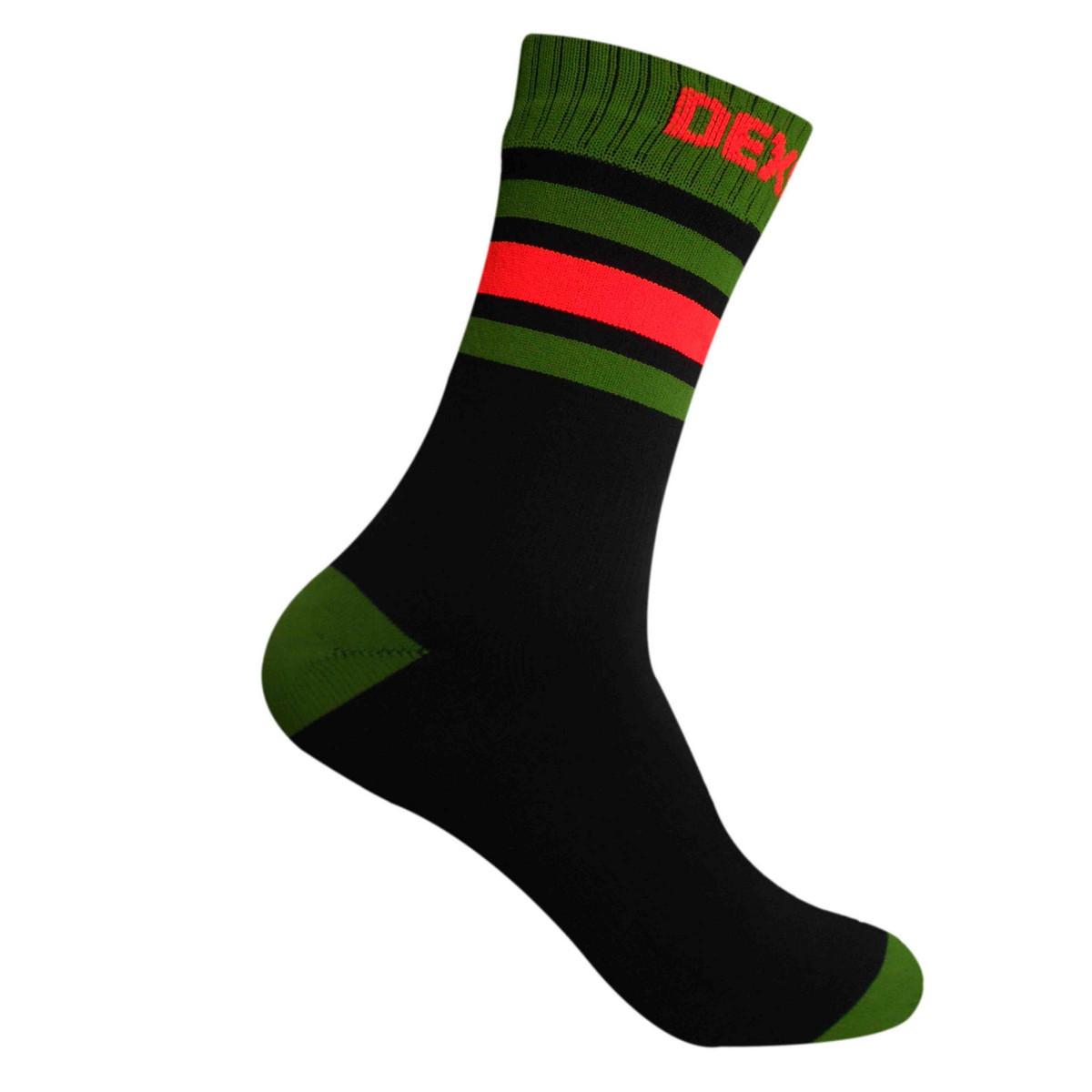 Носки водонепроницаемые Dexshell Ultra Dri Sports Socks XL  с оранжевой полосой
